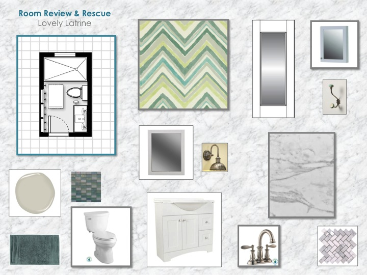 Room Review And Rescue Lovely Latrine Design Vision Studio