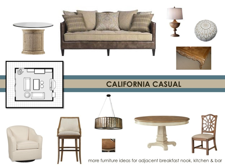 Magnificent Room Review And Rescue California Casual Lockwood Interior Design Ideas Gentotryabchikinfo